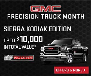 GMC Percision Truck Month