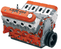 LS Series Performance Engines