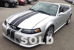 2003 Roush 380R Mustang Convertible