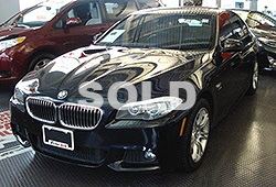 2012 BMW 528i AWD 'M' package
