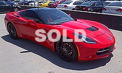 2014 Corvette Z51 Coupe