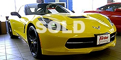 2015 Chevrolet Corvette Coupe 2LT - Z51