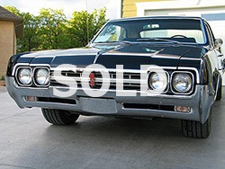 1966 Oldsmobile Cutlass S