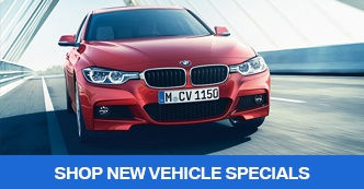 Shop New Vehicle Specials