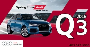 Spring Into the 2016 Q3