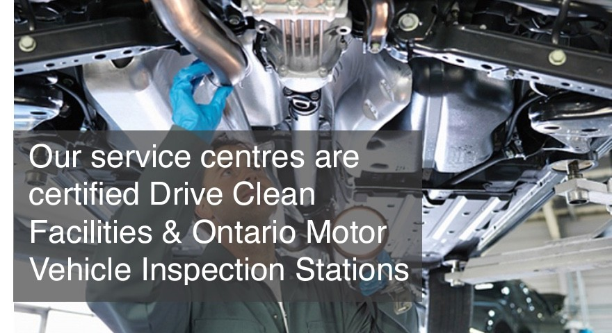 Service Centre Inspection