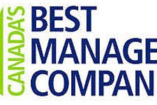 Caanda's Best Managed Companies