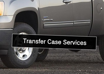 Transfer Case Services