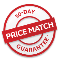 30-Day Tire & Brake Price Match Guarantee