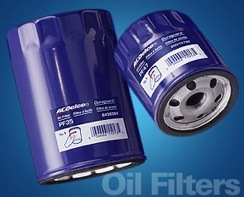 ACDelco Duraguard® Oil Filters