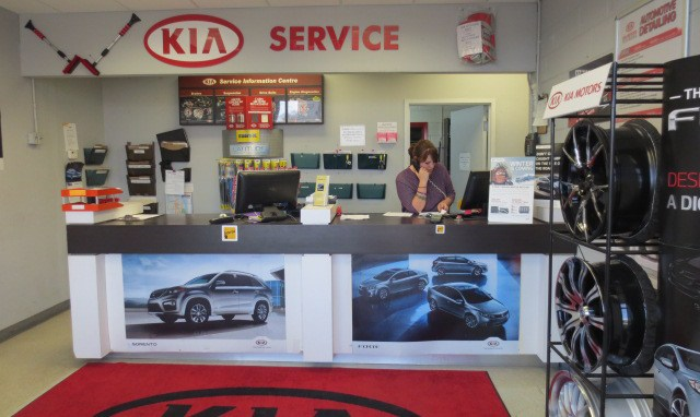 Service Department