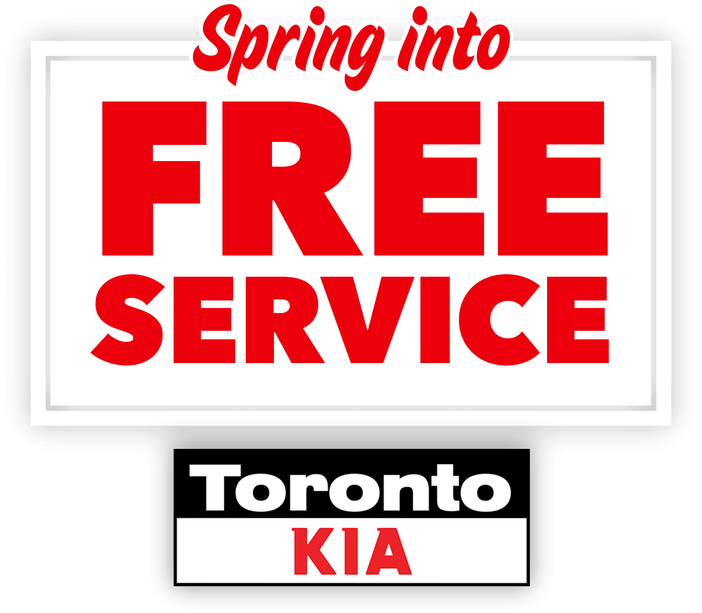 Free Service Spring 2018 Edition