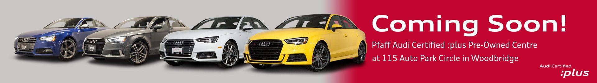 Pfaff Audi Pre-Owned Pricing